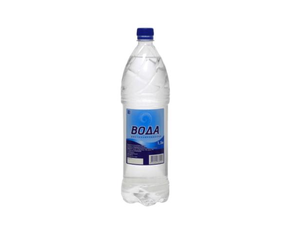 Купить дистиллированную воду в Воронеже