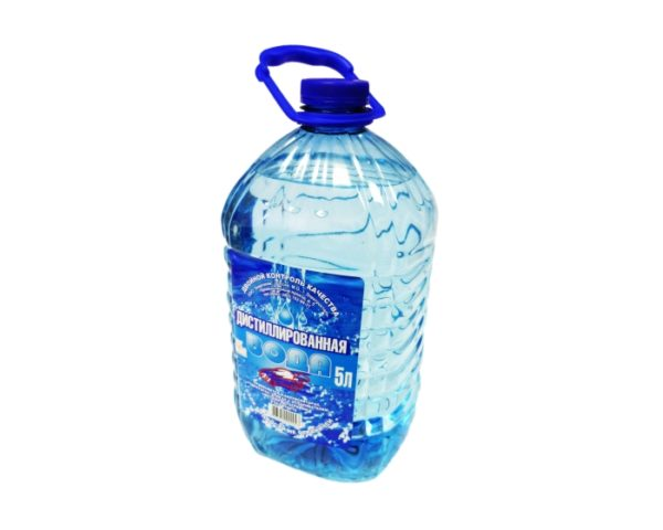 Дистиллированная вода купить в Воронеже
