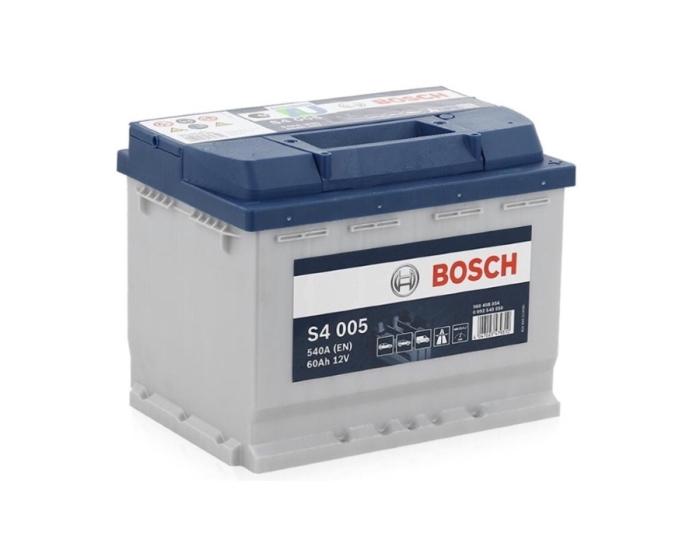Купить аккумулятор в Воронеже Bosch S4 005 60 А/ч о.п.