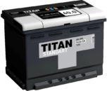 Аккумулятор Titan Standart 60 А/ч купить в Воронеже