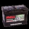 Купить гелевый аккумулятор Moll 70 А/ч в Воронеже