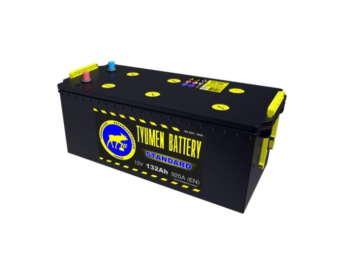 Купить аккумулятор Тюмень 132 А/ч в Воронеже