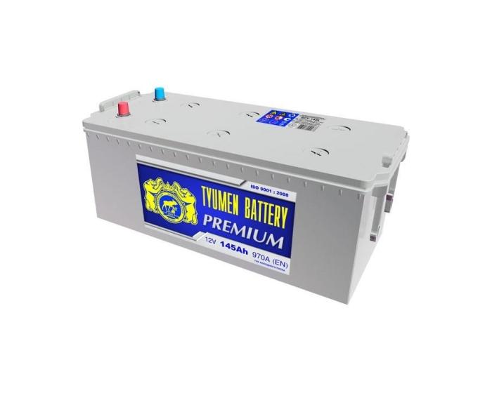 Купить аккумулятор Тюмень Лидер (Премиум) 145 А/ч в Воронеже