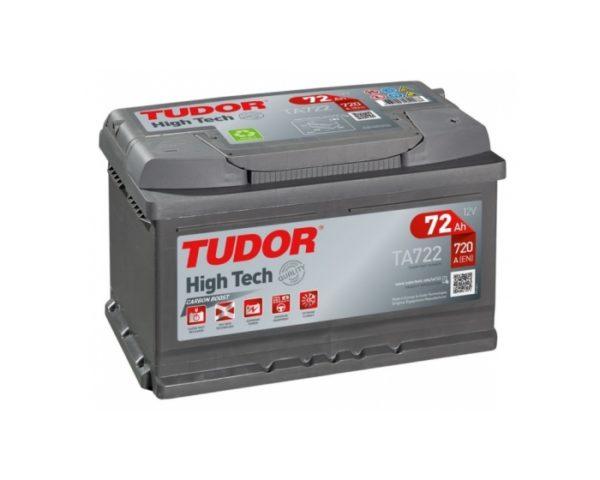 Аккумулятор на Форд Фокус Tudor High-Tech TA722 в Воронеже