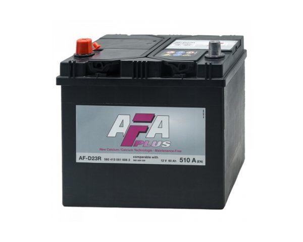 Купить аккумулятор AFA Plus 560413 AF 60 Ач прямая полярность