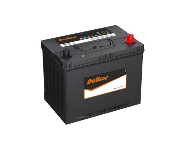 Купить аккумулятор Delkor 80D26L 75 Ач обратной полярности