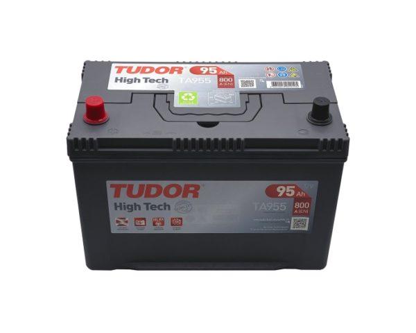 Аккумулятор Tudor High-Tech 95 А/ч купить в Воронеже