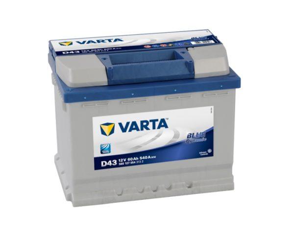 Varta Blue Dynamic D43 купить в Воронеже