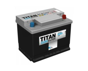 Купить Titan Euro Silver 61 А/ч в Воронеже