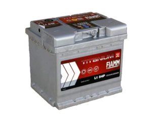 Купить Fiamm Titanium Plus в Воронеже