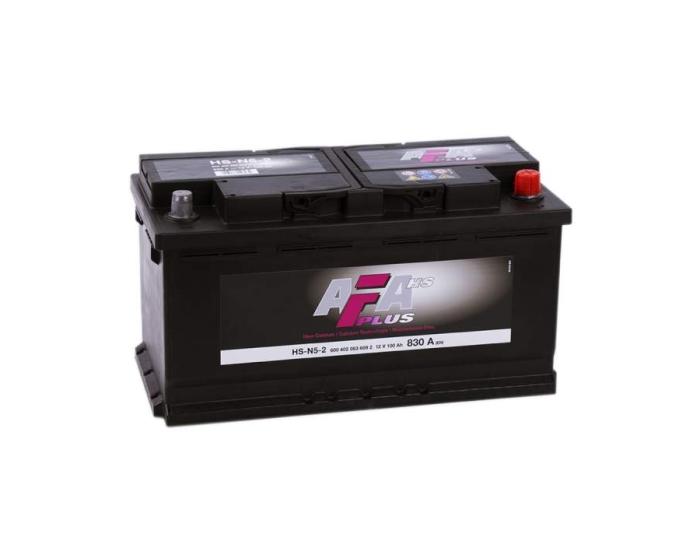 Купить аккумулятор AFA 600402 HS 100 А/ч в Воронеже