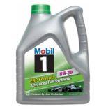 Купить в Воронеже Mobil 1 ESP Formula 5W30 4 л. моторное масло