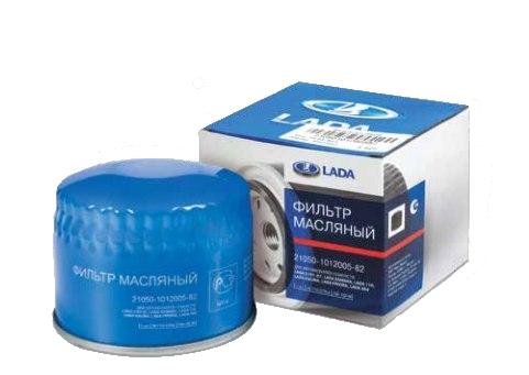 Купить Фильтр масляный LADA в Воронеже