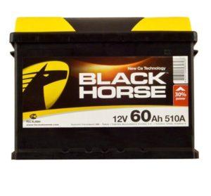 Купить аккумулятор Black Horse 60 А/ч в Воронеже