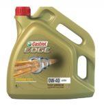 Купить моторное масло Castrol EDGE FST 0W40 4 л в Воронеже