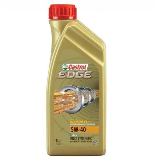 Моторное масло Castrol EDGE FST 5W40 1 л купить в Воронеже