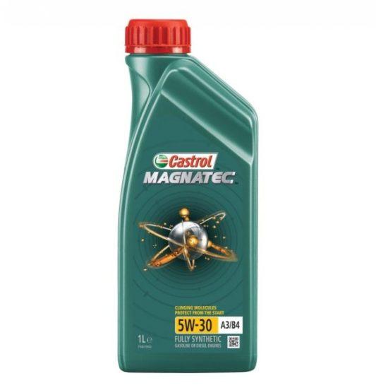 Моторное масло Castrol Magnatec A3-B4 5W30 1 л купить в Воронеже