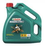 Купить в Воронеже моторное масло Castrol Magnatec A3-B4 5W30 4 л