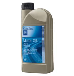 Оригинальное масло в Воронеже General Motors Dexos 2 5W30 1 л. купить