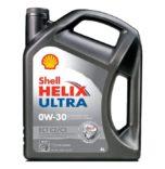 Моторное масло купить в Воронеже SHELL Helix Ultra ECT 0W30 4л