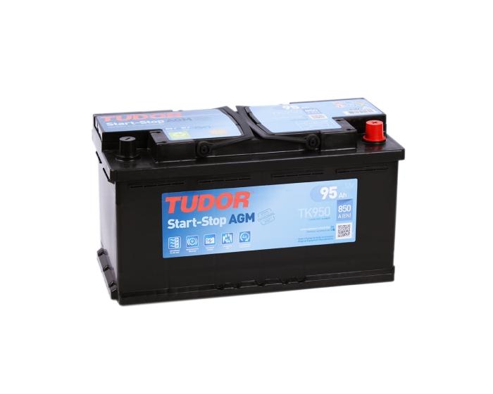 Купить аккумулятор Tudor AGM Start-Stop 95 А/ч в Воронеже