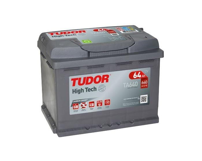 Купить АКБ в Воронеже Tudor High-Tech TA640 64 А/ч
