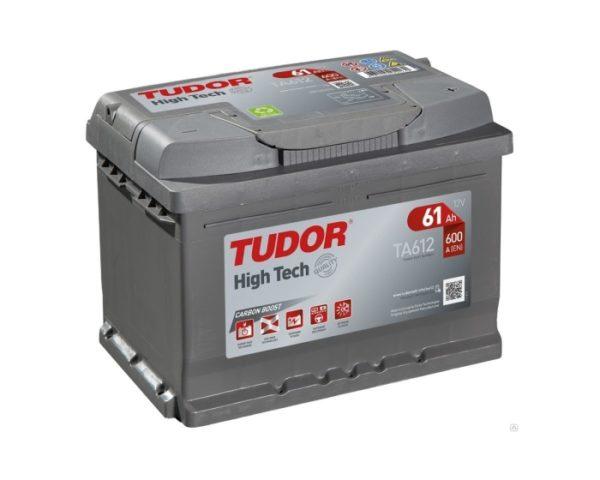 Купить АКБ Tudor High-Tech TA612 61 А/ч низкий в Воронеже