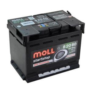 Купить Moll AGM Start-Stop 60 А/ч в Воронеже