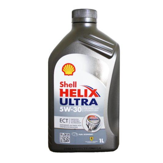 Купить масло Shell Helix Ultra ECT C3 5W30 синтетическое в Воронеже