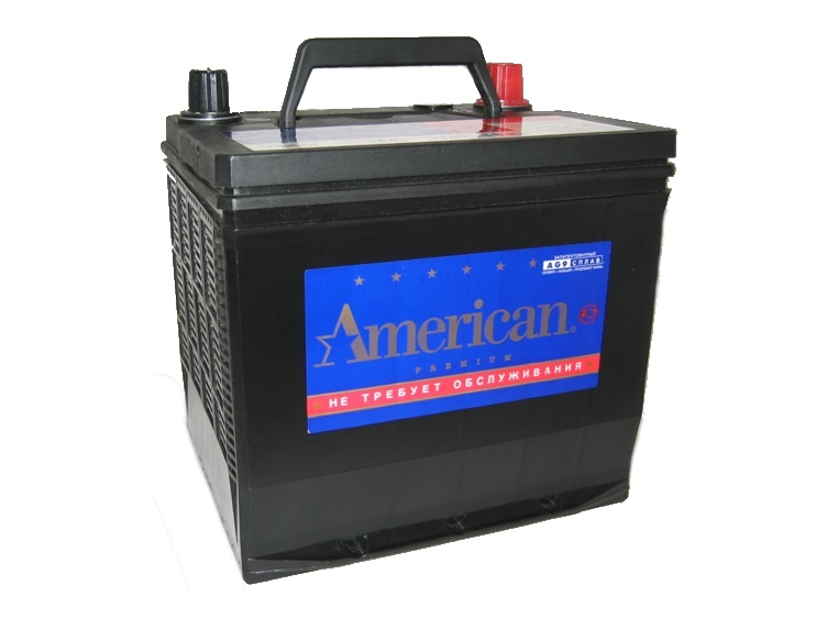 Купить аккумулятор American 26550 60 А/ч в Воронеже