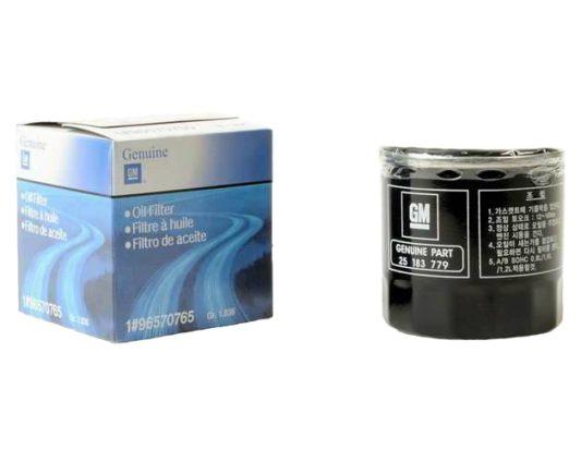 Купить масляный фильтр general motors 96570765 в Воронеже