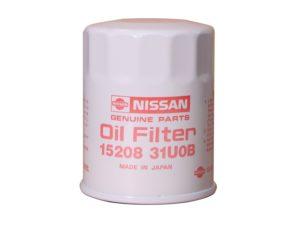 Купить фильтр для масла Nissan 15208-31U0B в Воронеже для автомобилей Infiniti, Nissan