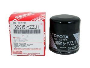 Купить масляный фильтр Toyota 90915-YZZJ1 в Воронеже