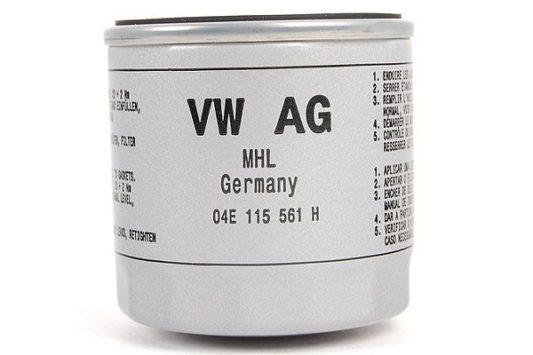 Купить масляный фильтр VAG 04E 115 561H в Воронеже