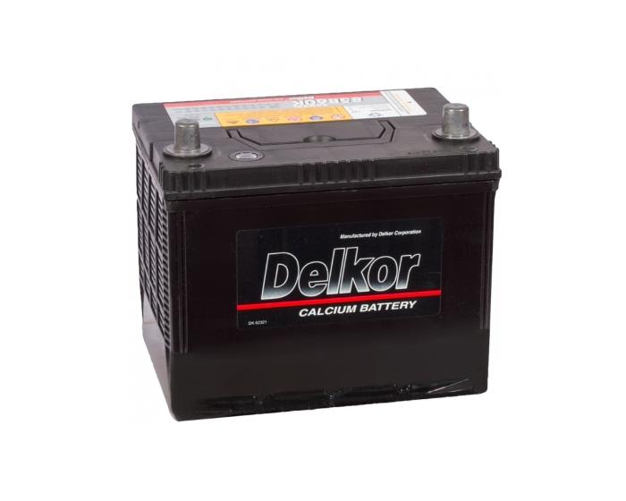 Аккумулятор автомобильный Delkor 55D23L купить в Воронеже