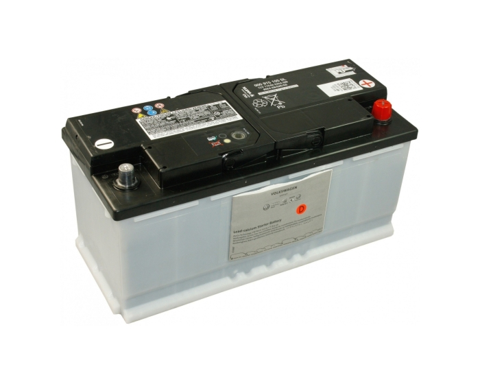 Оригинальный аккумулятор на Ауди, Порш, Фольксваген VAG 000915105DK купить в Воронеже