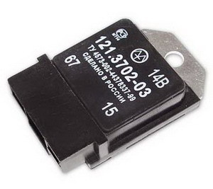 Купить Реле регулятора напряжения ВАЗ 2101-06, Нива 121.3702-03
