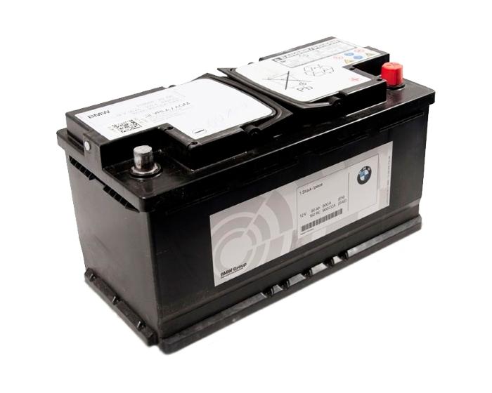 Аккумулятор BMW AGM Start-Stop 92 А/ч о.п. купить в Воронеже