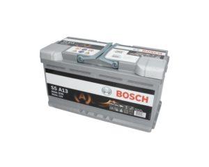 Купить аккумулятор Bosch S5 A13 Start-Stop AGM 95 А/ч в Воронеже