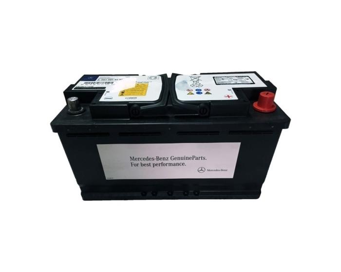 Купить в Воронеже оригинальный аккумуляторMercedes-Benz A001982820826 AGM Start-Stop 92 А/ч