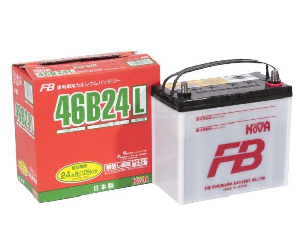 Купить в Воронеже Furukawa Super Nova 46B24L 45 А/ч