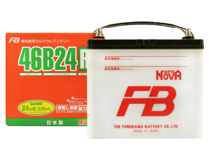 Furukawa Super Nova 46B24R 45 А/ч купить в Воронеже
