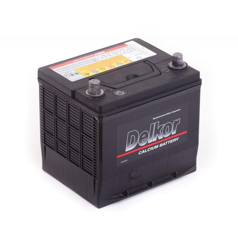 Купит аккумулятор в Воронеже Delkor 26-550 американский стандарт