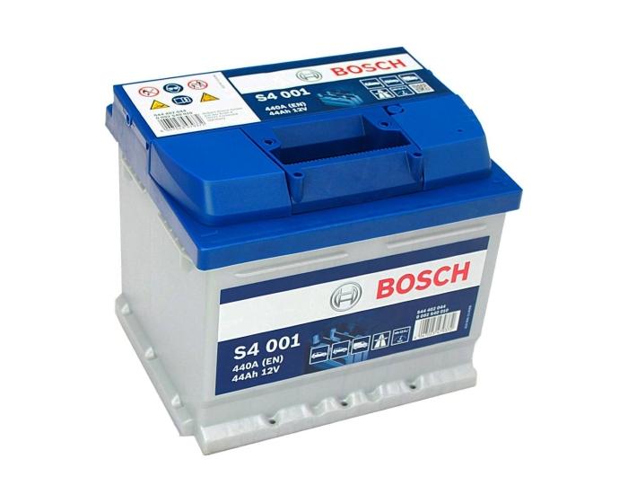 Купить аккумулятор в Воронеже Bosch S4 001