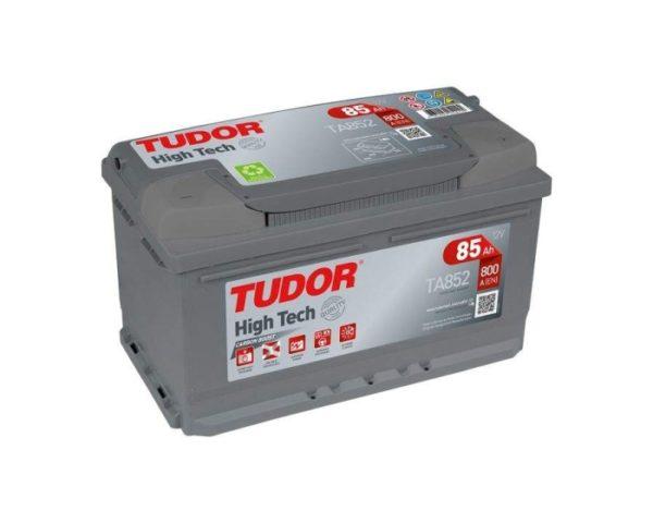 Tudor High-Tech TA852 85 А/ч низкий купить в Воронеже