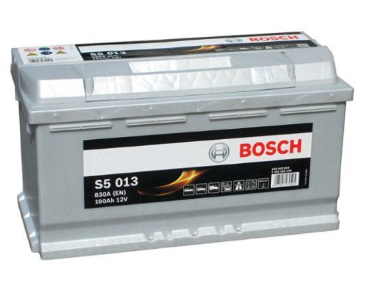 Купить аккумулятор BOSCH S5 013 100 А/ч о.п в Воронеже
