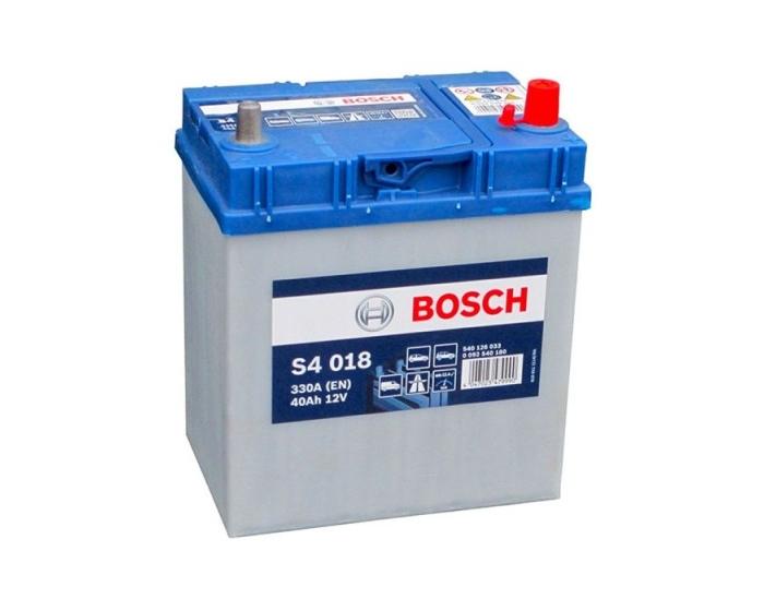 Bosch S4 018 40 А/ч купить в Воронеже