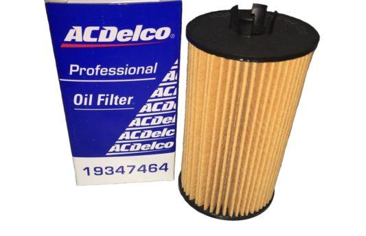 Купить фильтр ACDelco 19347464 в Воронеже