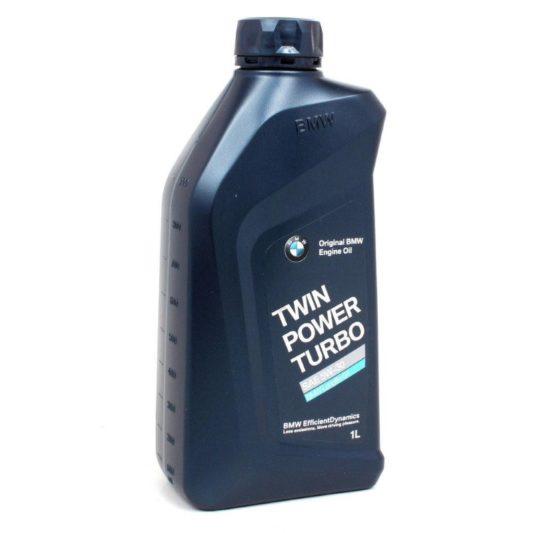 Купить в Воронеже оригинальное моторное масло BMW TwinPower Turbo Longlife-01 5W30 cинтетика 1 л.