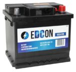 Купить аккумулятор Edcon DC52470R 52 А/ч в Воронеже